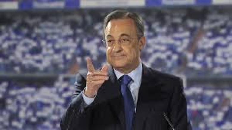 مهمة خاصة لرئيس ريال مدريد في حفل الكرة الذهبية