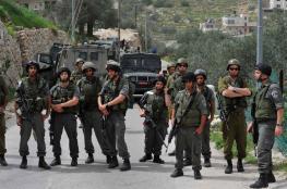 الاحتلال يستولي على بركس زراعي وأشتال في يطا