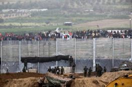 الاحتلال يزيد من حشوداته العسكرية على حدود غزة