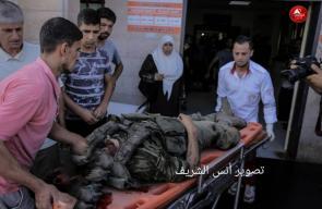 ثلاثة شهداء وإصابة بقصف إسرائيلي شمالي بيت لاهيا