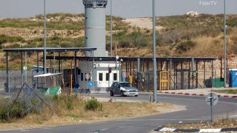 الاحتلال يغلق مدخل قرية بيت إكسا شمال القدس