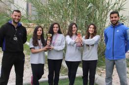 بكالوريا الرواد تحصد نصيب الأسد من بطولة السباحة للفتيات