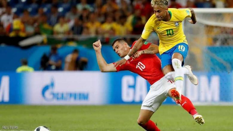 مفاجأة مونديالية أخرى.. البرازيل تتعثر أمام سويسرا