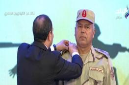 السيسي يعين مسؤولا بارزا بالجيش وزيرا للنقل