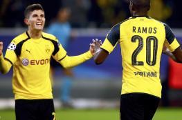دورتموند يتأهل لدور 16 في دوري أبطال أوروبا