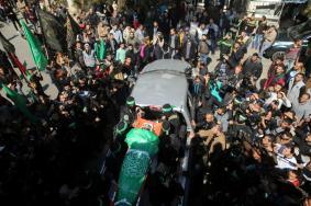 عام على استشهاد المحرر القسامي مازن فقهاء