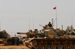 تركيا تكثف تحركاتها العسكرية على حدود إدلب