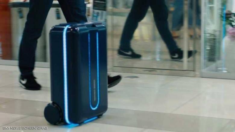 قريبا.. حقيبة السفر تسير خلف صاحبها