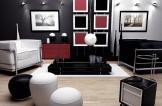 هل جربتي اللون الأسود كديكور للمنزل؟