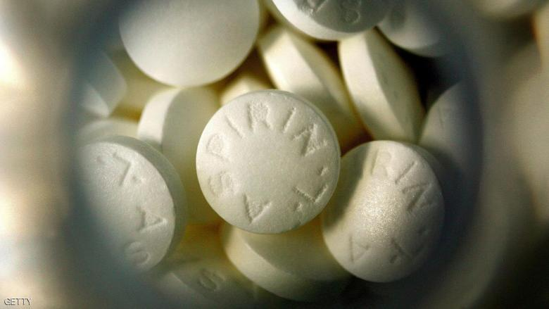 دراسة: الأسبرين خطر على هؤلاء المرضى