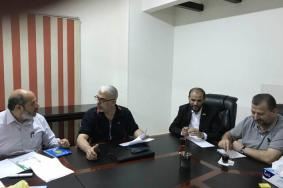 صحيفة: حماس توافق على تفاوض شبه مباشر للتهدئة