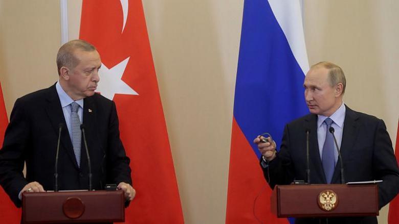 تركيا تختبر منظومة دفاع صاروخية روسية