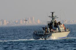 لهذا السبب استهدف الاحتلال قوارب بحرية على شواطئ غزة