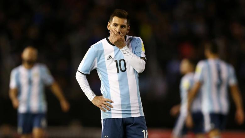ميسي: الأرجنتين ليست مرشحة للفوز بالمونديال