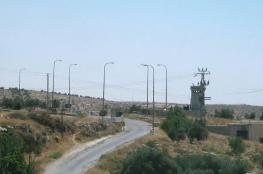 """لعنة الجدار تطارد المواطنين وأراضيهم في """"بيت عوا"""""""
