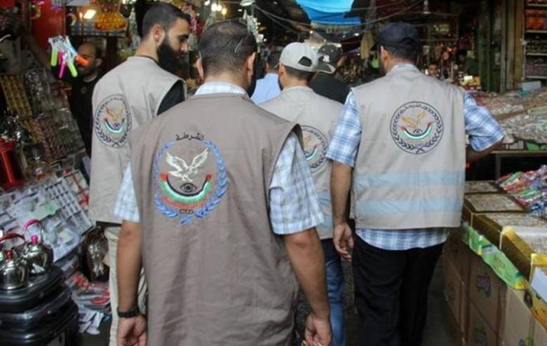 غزة: ضبط مواد فاسدة في أحد المخابز