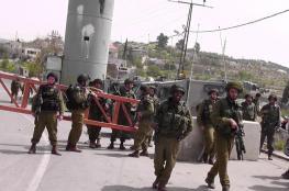 الاحتلال يشدد من إجراءاته التعسفية شمال الخليل