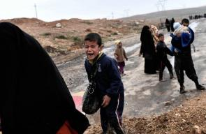 الهاربون من الموت في الموصل