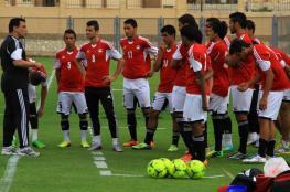 فلسطين تستضيف الأولمبي المصري في يونيو المقبل