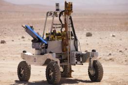 ناسا تختبر أدوات استشعار الحياة للمريخ
