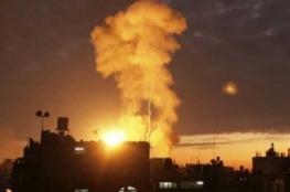 متابعة الأحداث الميدانية الجارية في قطاع غزة