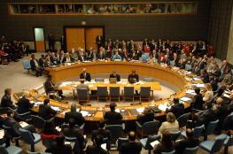 """مجلس الأمن يناقش بناء """"إسرائيل"""" 2500 وحدة استيطانية بالضفة"""