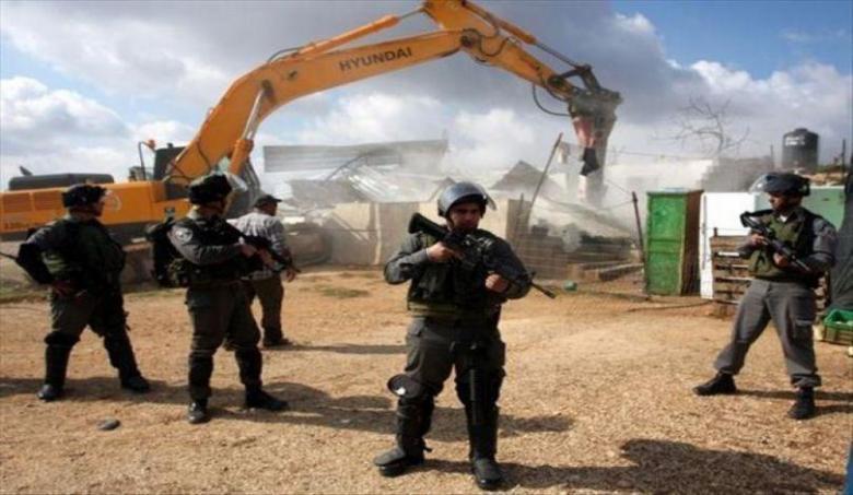 الاحتلال يهدم قرية العراقيب للمرة الـ 172
