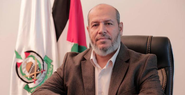 الحية: حماس جادة في إحراز تقدم بملف المصالحة