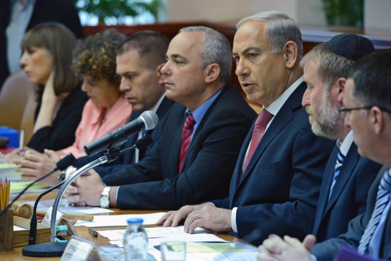 """""""إسرائيل"""" تعلن موقفها من المصالحة الفلسطينية"""