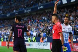 محاولة أخيرة من برشلونة لتخفيض عقوبة نيمار