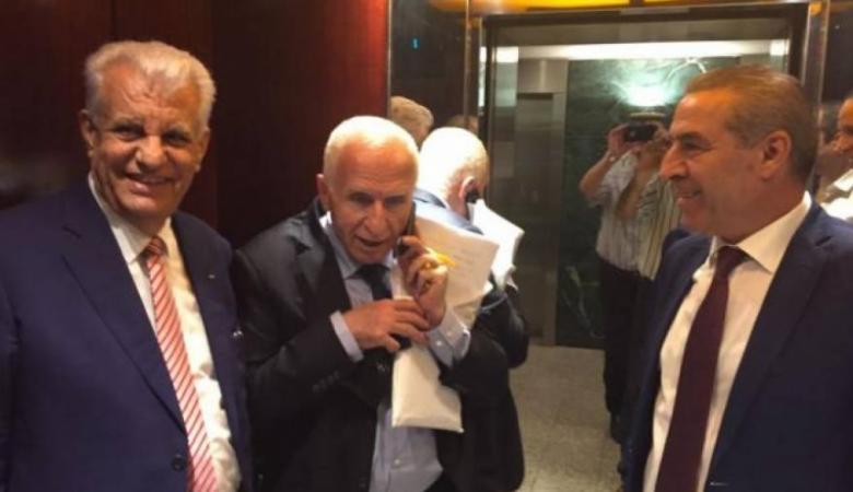 تهديد ينقله عباس لمصر يضع المصالحة كأولوية