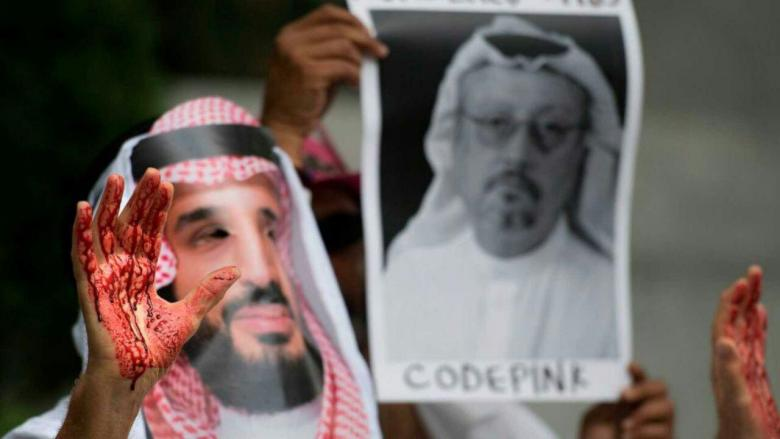"مشروع قرار بـ""الشيوخ الأمريكي"" يحمّل ابن سلمان قتل خاشقجي"