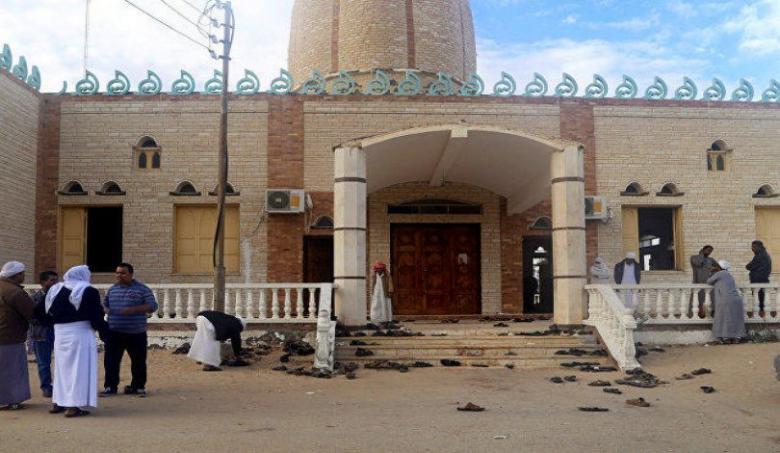 أمريكا تتبرع بـ 125 ألف دولار للناجين من هجوم مسجد الروضة بسيناء