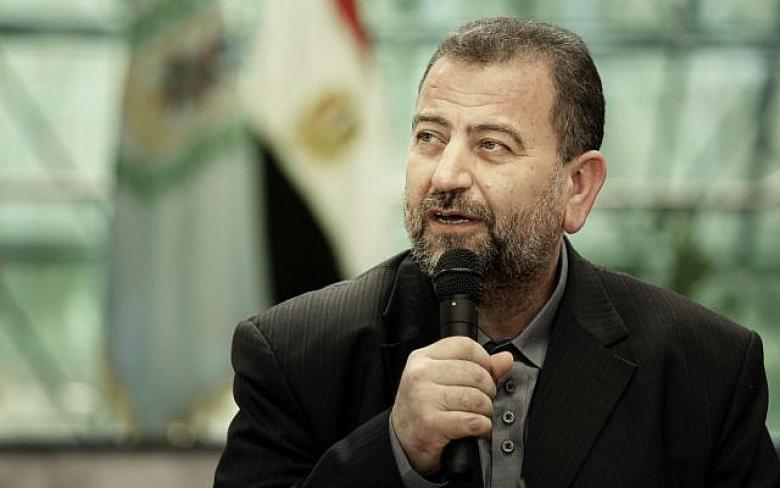 العاروري: وجودنا في إيران رفض عملي لطلب الاحتلال