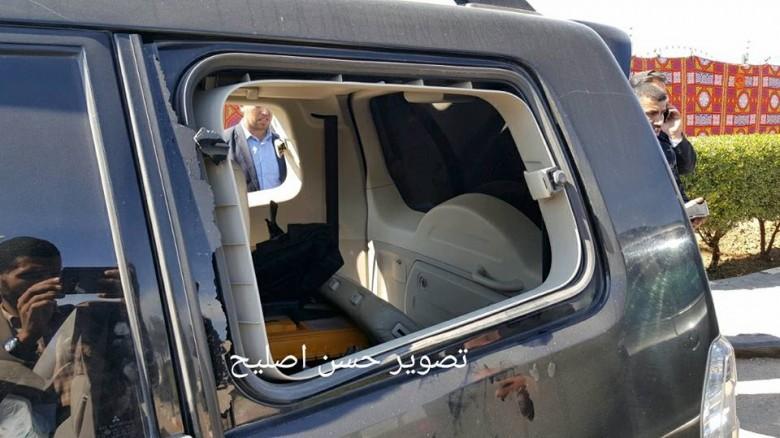 الداخلية: لا إصابات في الانفجار الذي استهدف موكب الحمد الله
