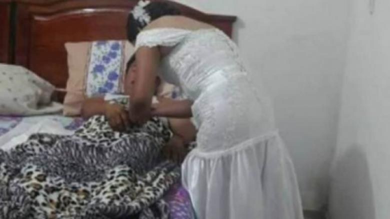 """بطعنة في القلب.. """"عروسة"""" تقتل زوجها بعد شهرين من الزواج"""