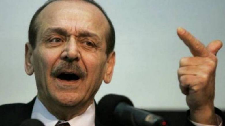 رسالة غاضبة من ياسر عبد ربه إلى رئيس المجلس الوطني