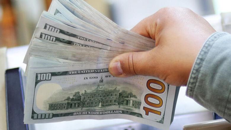 الدولار ينخفض في مصر ويسجل 15.58 جنيه