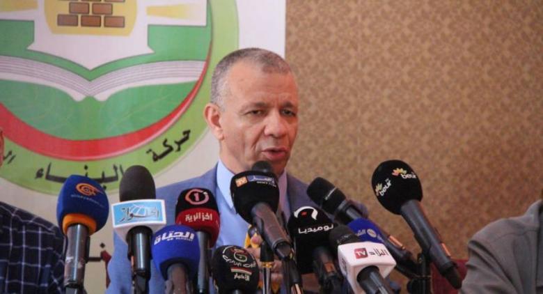 """المرشح الجزائري بن قرينة يتهم بوتفليقة بالعمل لمصلحة """"إسرائيل"""""""