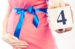 ماذا يأكل الجنين في الشهر الرابع من الحمل؟