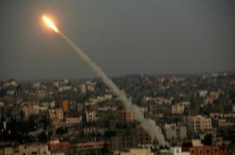 صواريخ أول قطفة
