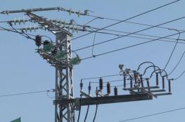 توقف خط الكهرباء المغذي لشمال غزة جراء الصيانة غداً