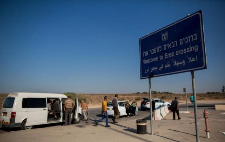 """""""إسرائيل"""" تشدد الرقابة على الدبلوماسيين عند خروجهم من غزة"""