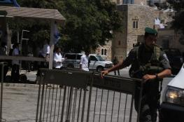 إغلاق الحرم الإبراهيمي اليوم وغدا بحجة الأعياد اليهودية
