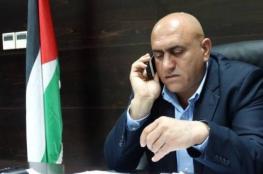 الكشف عن سبب إقالة عباس لمحافظ نابلس