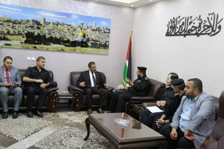 لجان مشتركة لمتابعة ملفات النزلاء في غزة