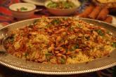 طريقة برياني الدجاج على الطريقة الهندية
