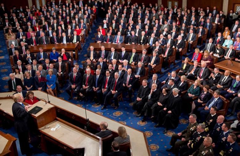 الكونغرس يقر مشروع قانون يوقف الدعم لحرب السعودية باليمن