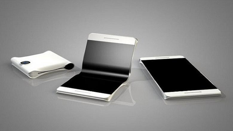 سامسونغ تخطط لإنتاج هاتف قابل للطي