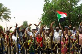 التوقيع النهائي على وثيقة الإعلان الدستوري في السودان